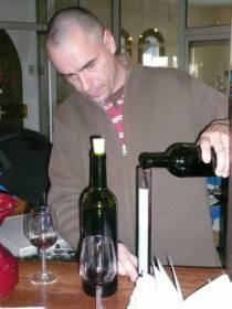 winemaker Laurent Vaché