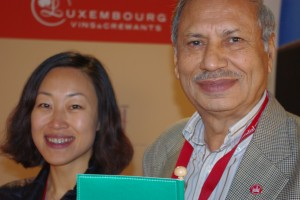 Xiaoning Dorra et Suhash Arora